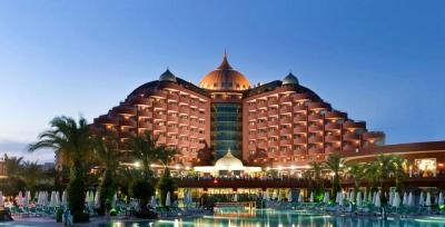 Hotel Delphin Palace 5 stele